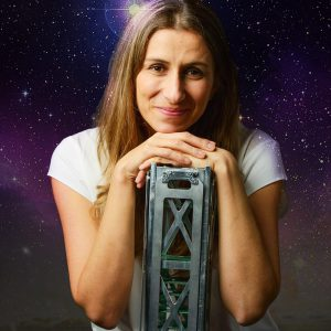 Flavia Tata Nardini of Fleet and Australia's space industry