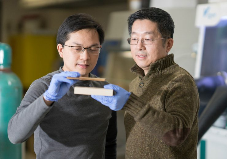 engineered wood is stronger than steel