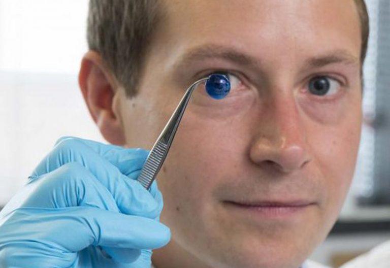 3D printed corneas could help millions of people see again