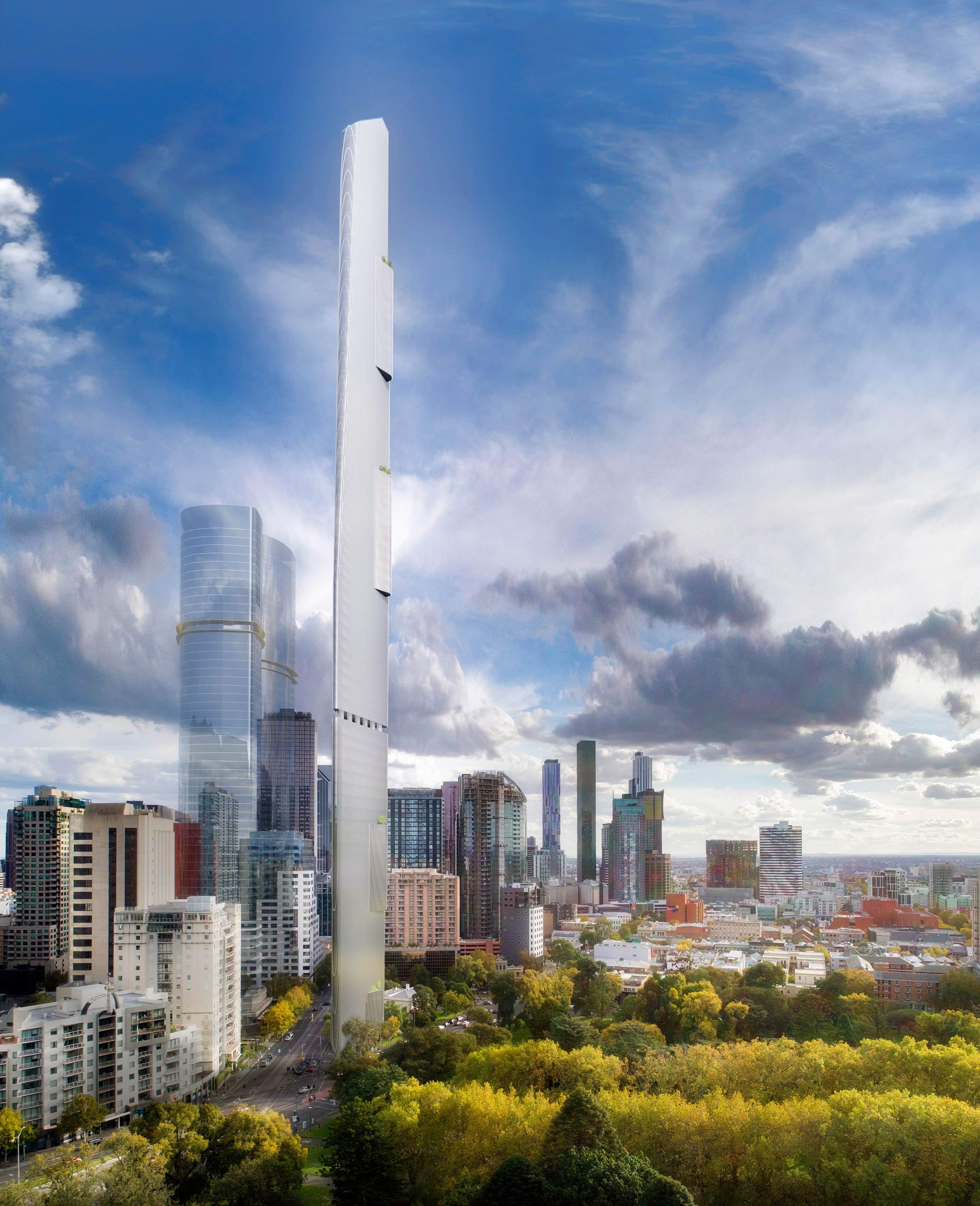 Australia's tallest building