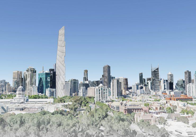 plans revealed for australia's tallest building