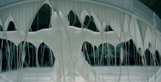 Westworld's human-like robots.
