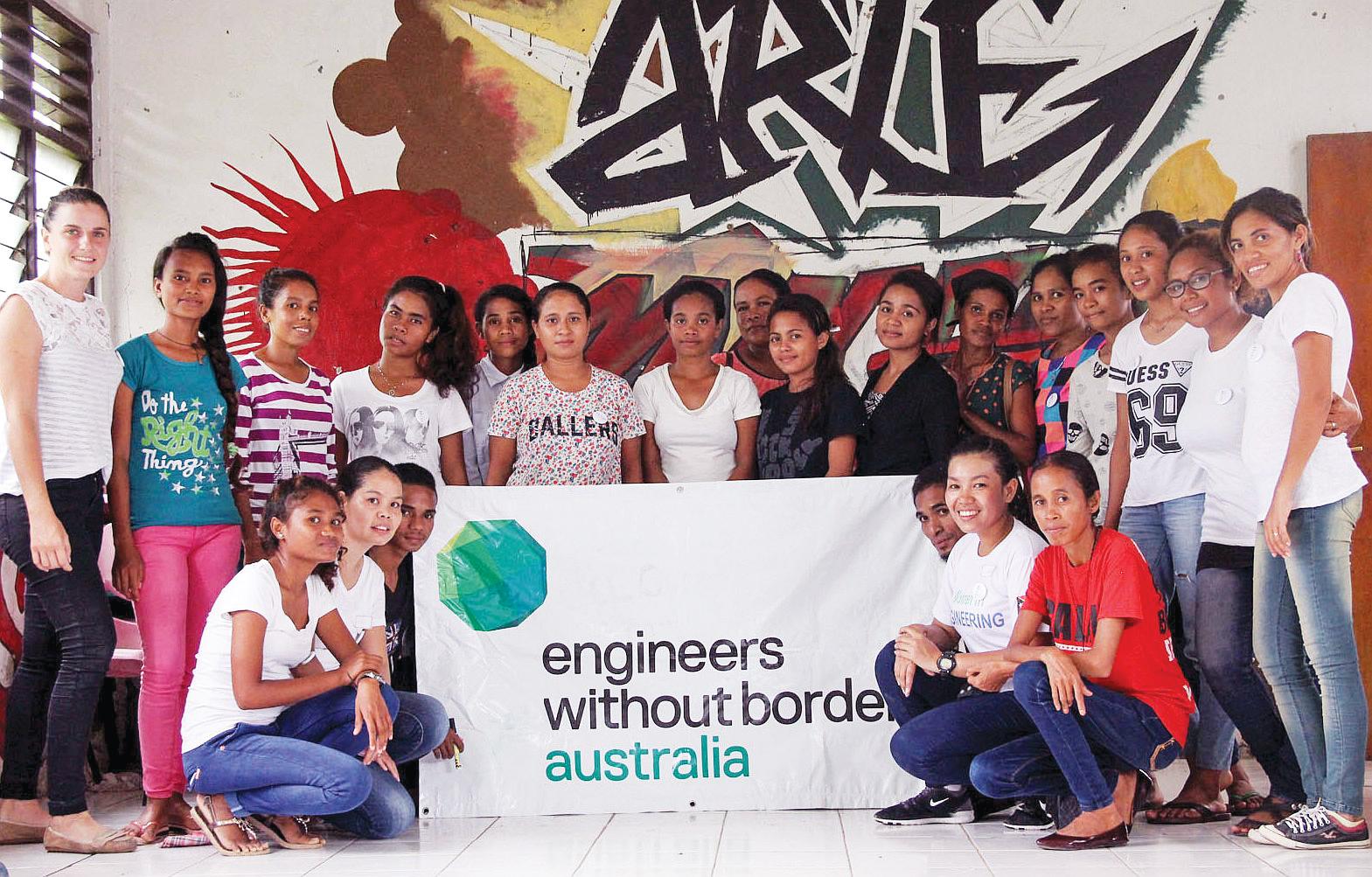 humanitarian engineering Engineers Without Borders