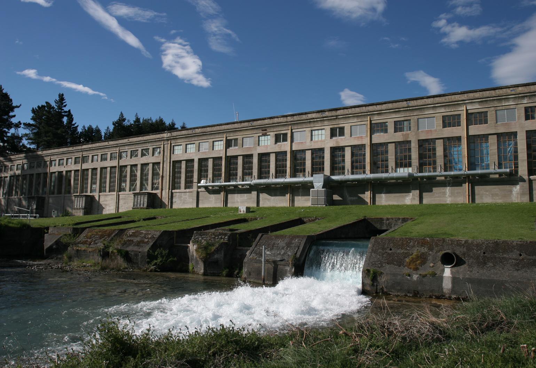 New Zealand hydroelectric power