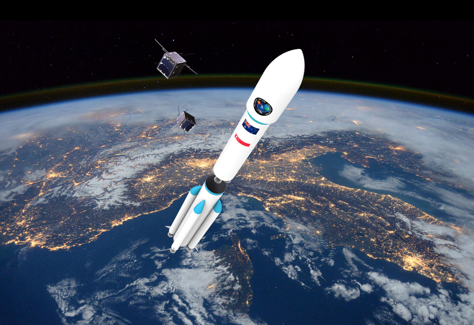 Gilmour Space Technologies jumpstarting Australian satellite launches