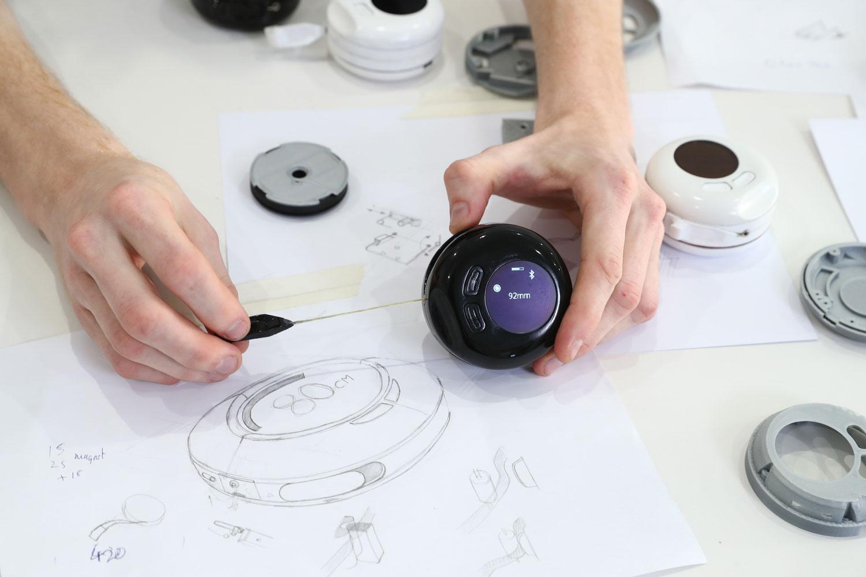 universal measuring device the Macaron