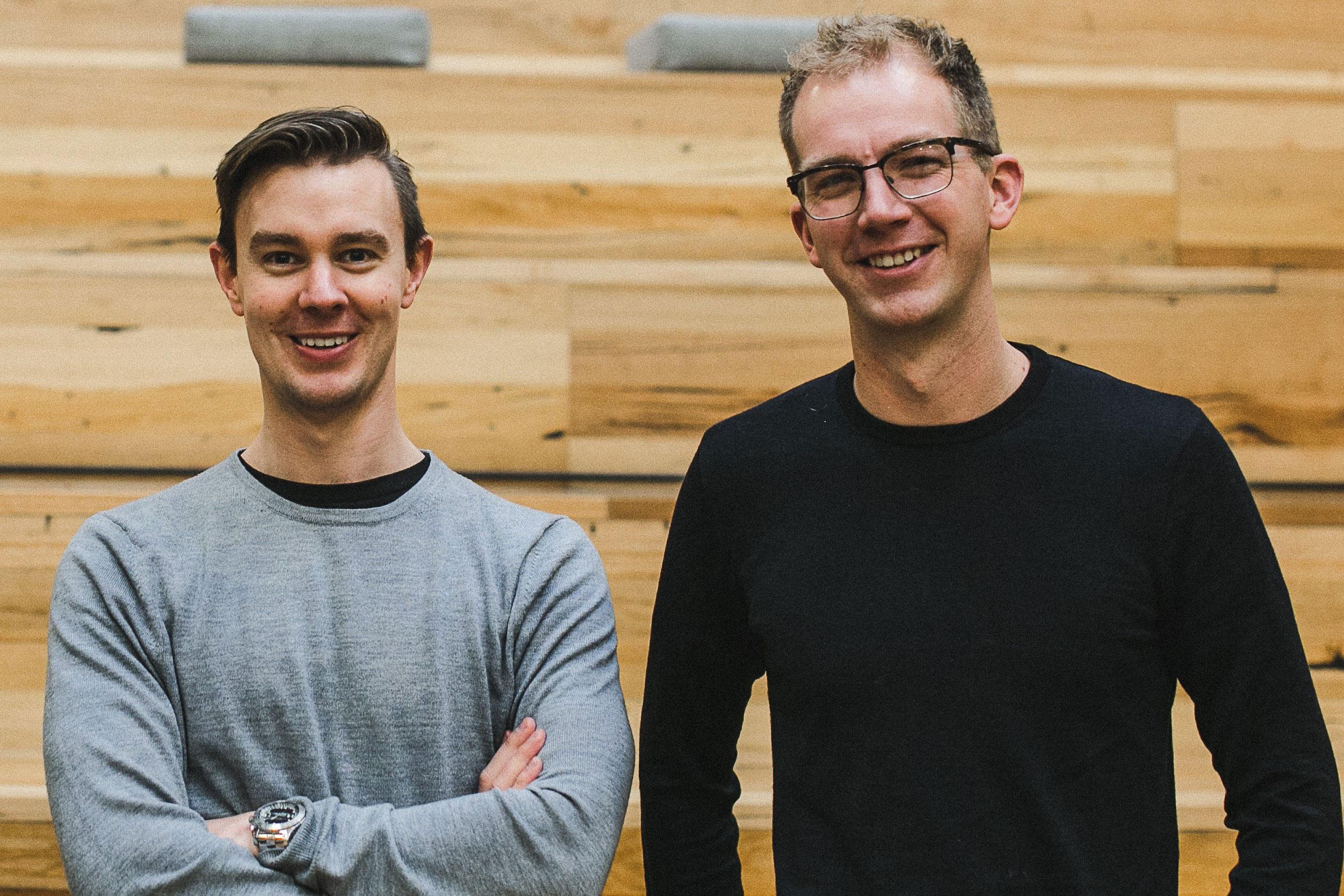 Swoop Aero founders
