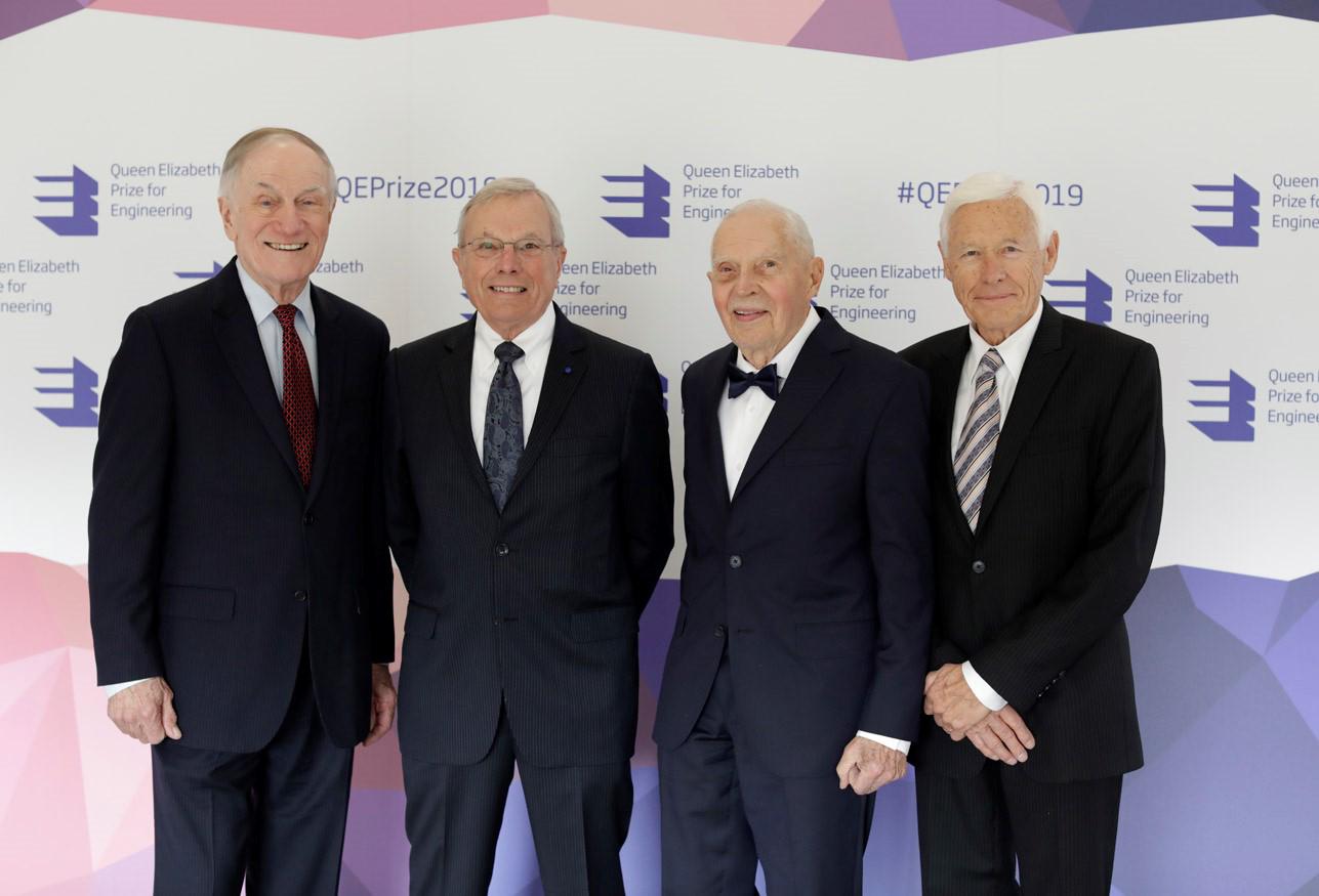 Creators of GPS win top engineering honour