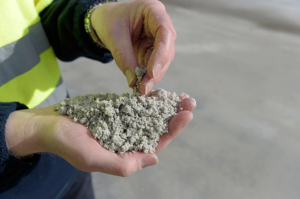 lithium for batteries