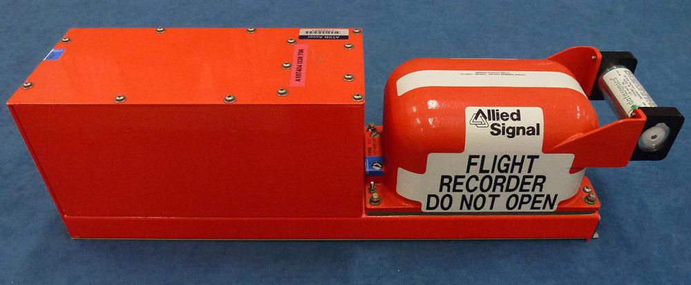 A flight data recorder