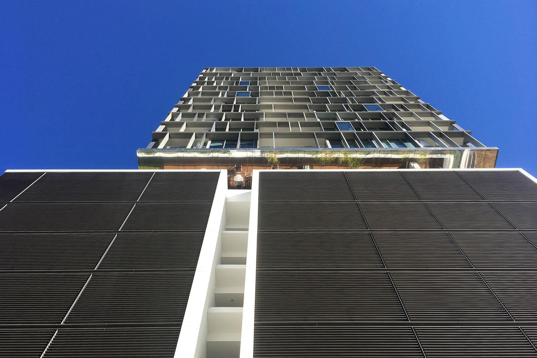 Sydney's Emblem building. (Image: BVN)