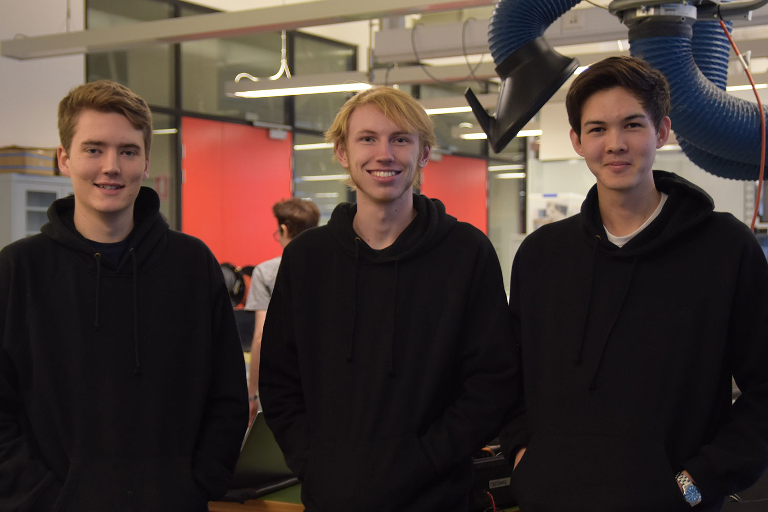 UNSW Hyperloop electrical team