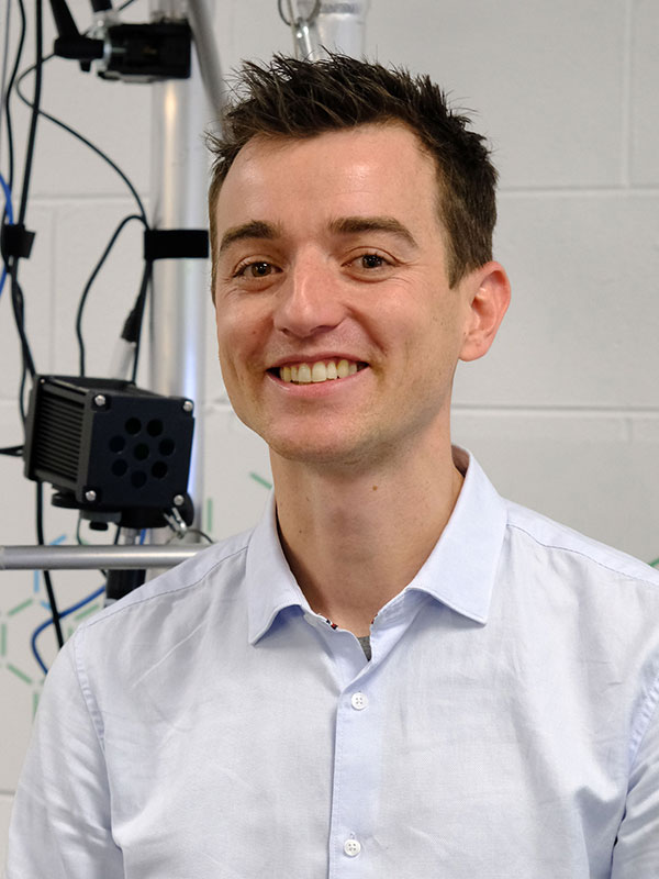Matt Bolger Senior Software Engineer from CSIROs Data61