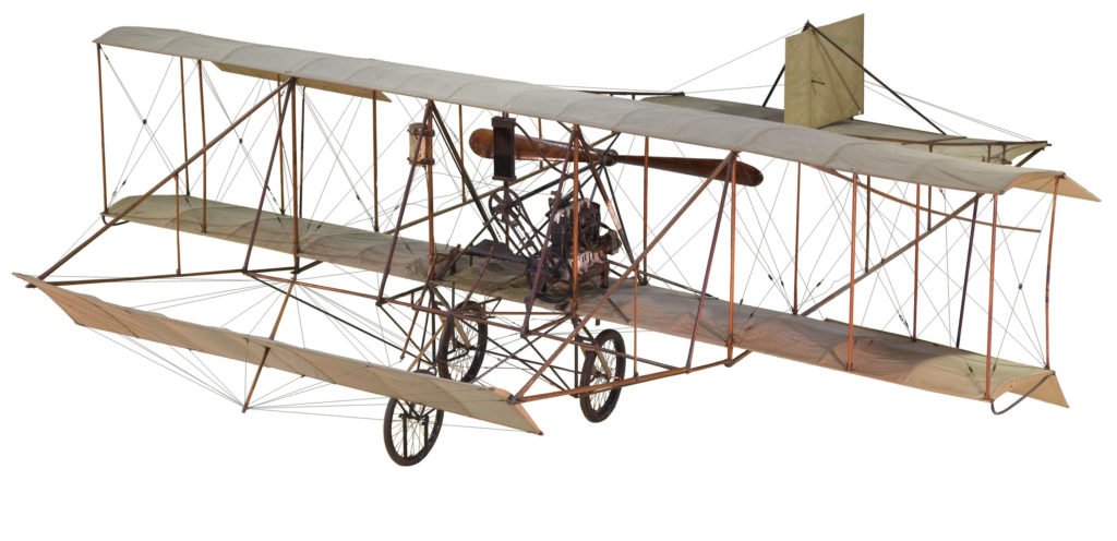 early Australian-made plane the Duigan biplane