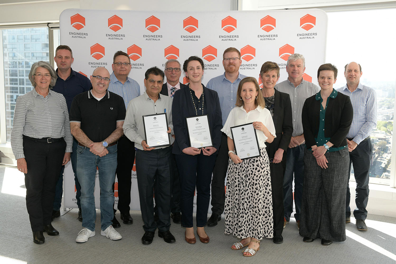 Engineers Australia Chartered status