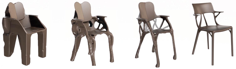 generative design chair