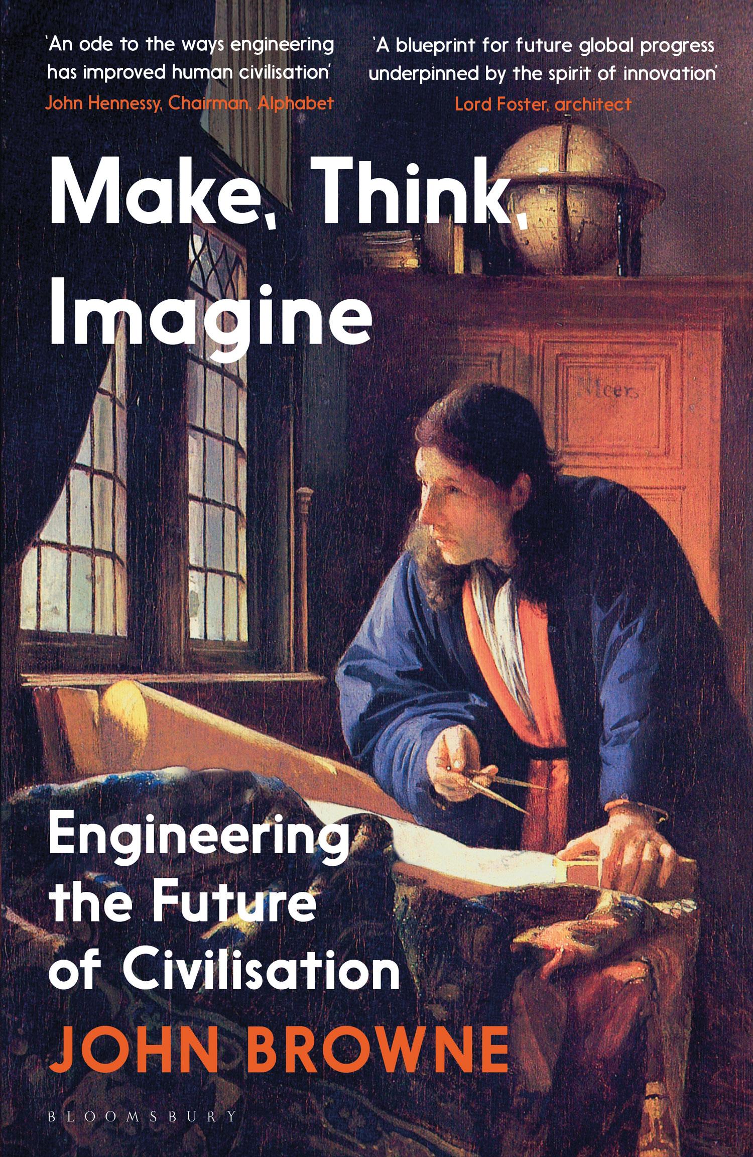 Make, Think, Imagine book cover