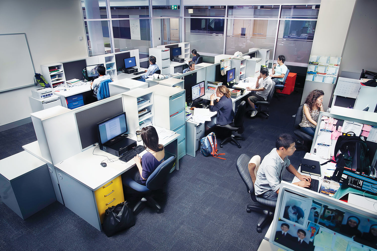 The University of Wollongong's SMART Infrastructure Facility