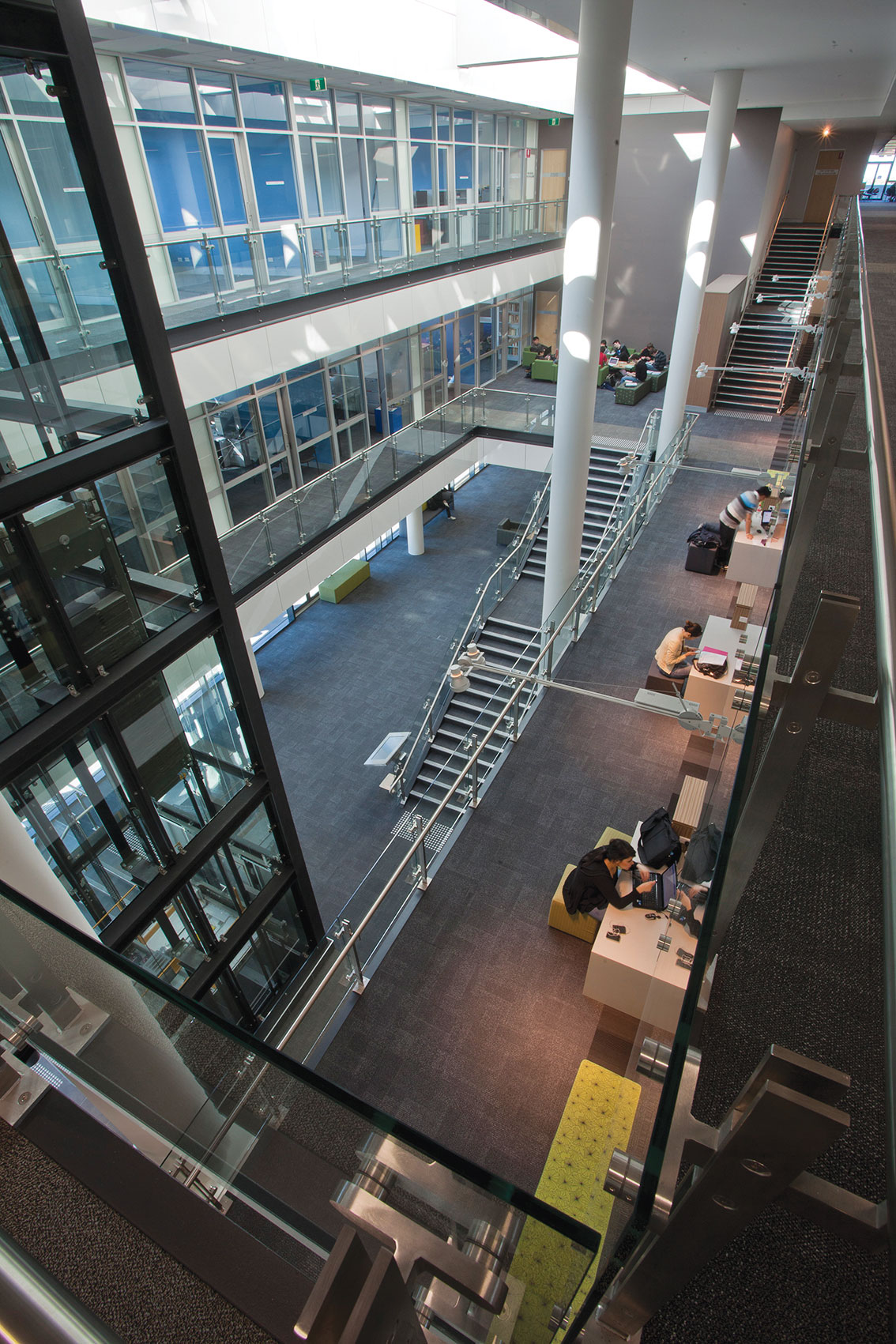 University of Wollongong's SMART Infrastructure Facility