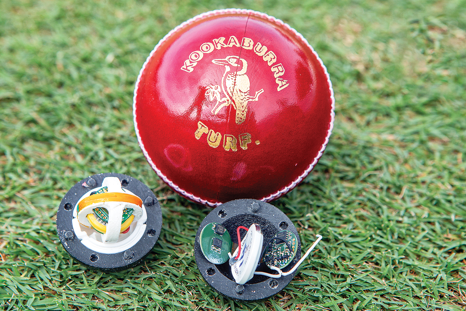 smart cricket ball