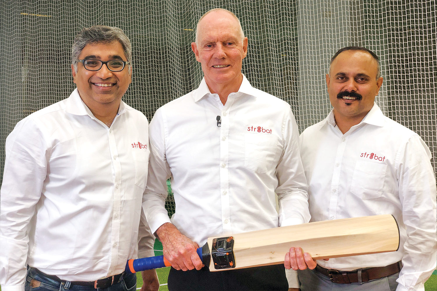 smart cricket bat creators