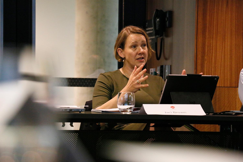 Dr Jaci Brown, Director, Climate Science Centre, CSIRO.