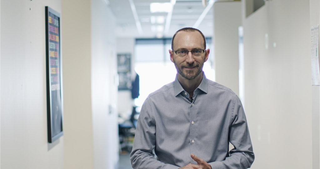 Dan Paull, CEO, PSMA Australia