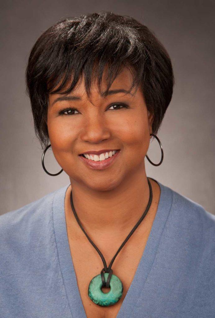 Dr Mae Jemison.