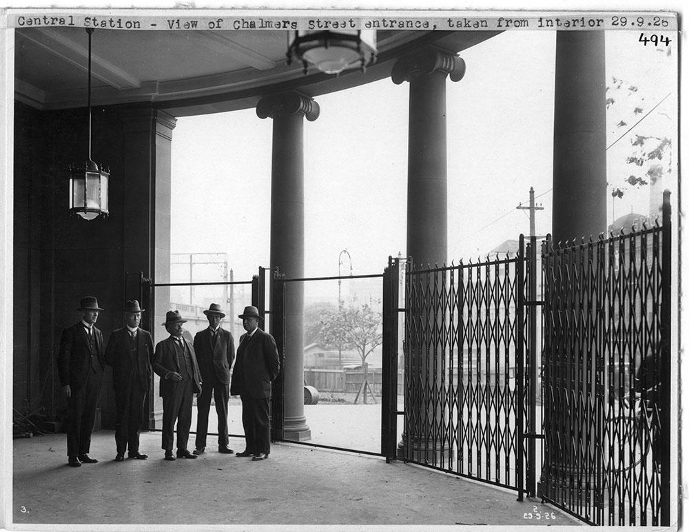 John Bradfield had a grand vision for Sydney's railway system.