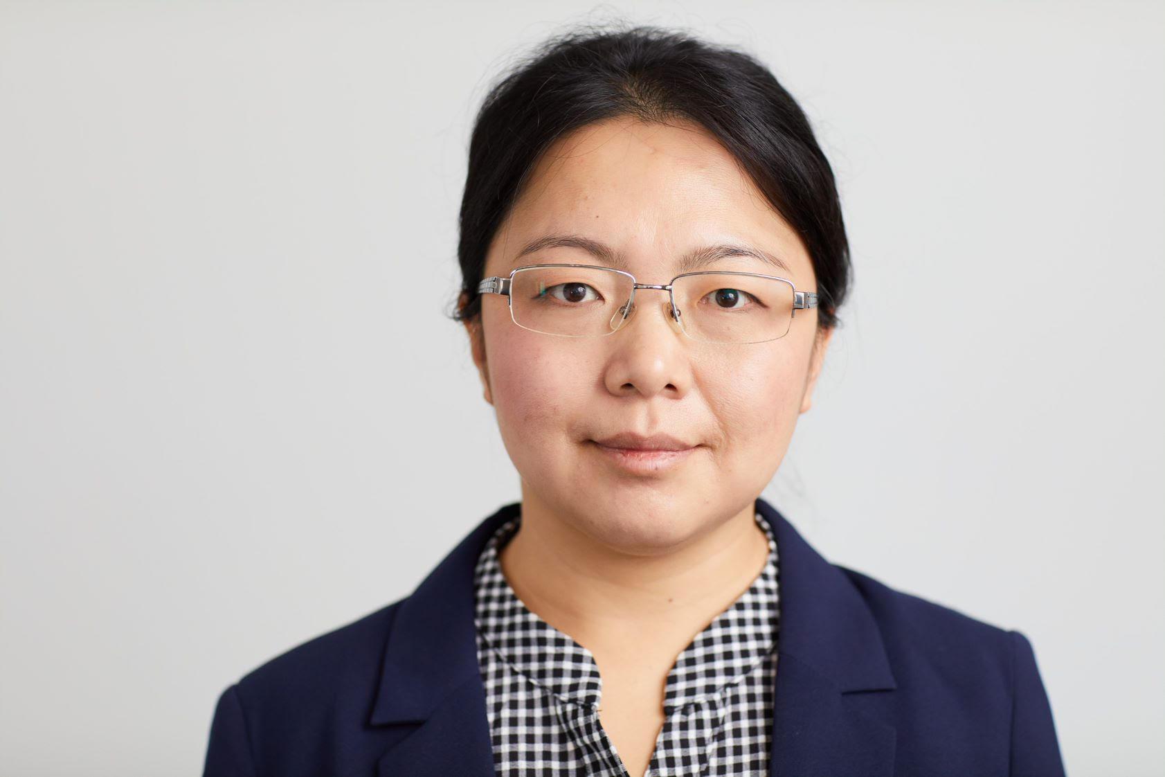 AI expert Dr Lina Yao.