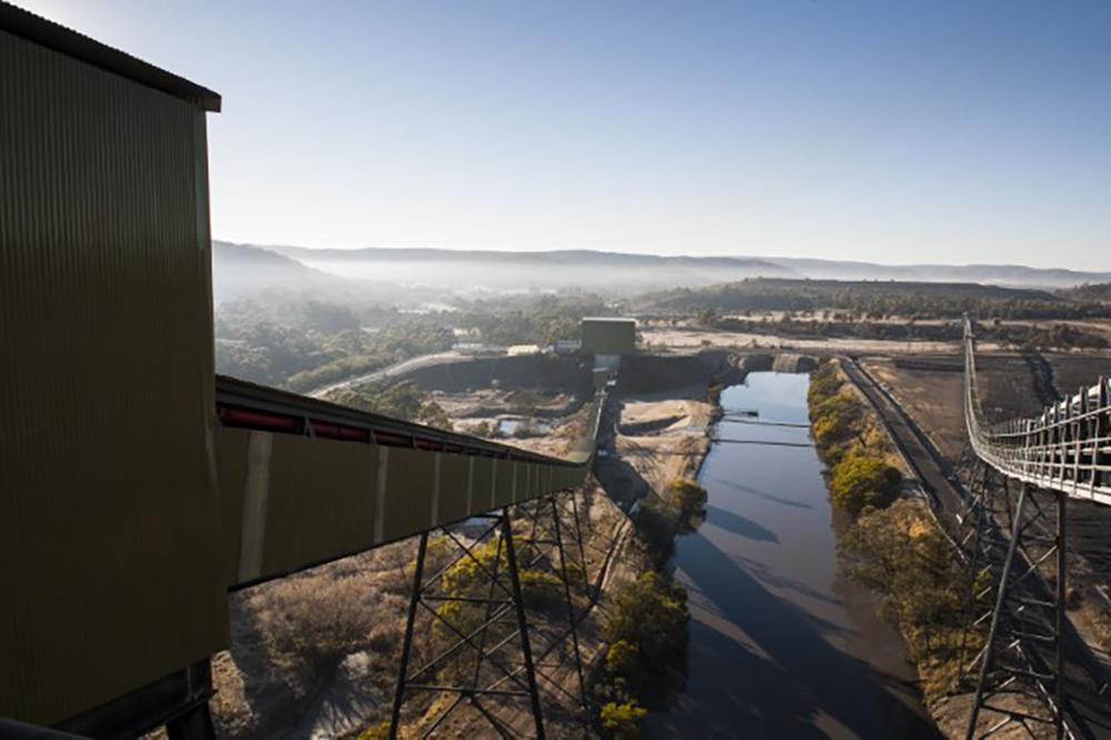 EnergyAustralia's Mt Piper power station.