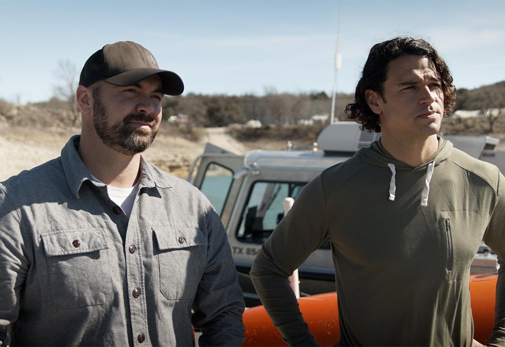 Terradepth co-founders and co-CEOs Judson Kauffman and Joe Wolfel.