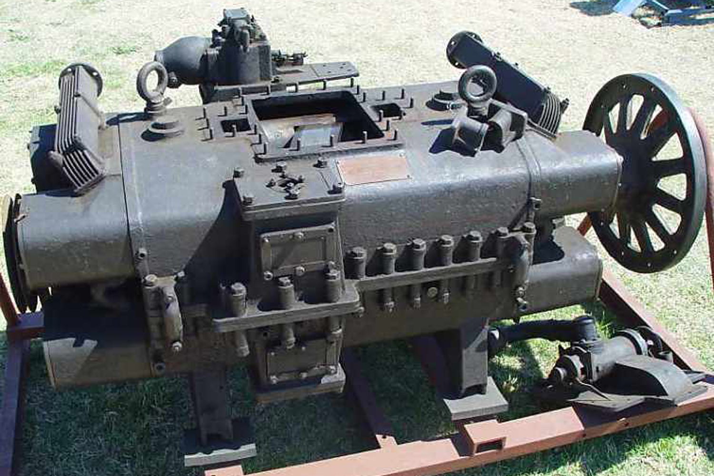 Crankless engine.